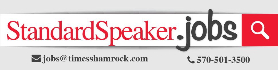 Standard Speaker Jobs